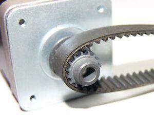 Nema-17-Stepper-Motor-44oz-in-S3M-1050mm-Belt-Mill-Robot-RepRap-Makerbot-Prusa