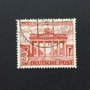 Timbre-BERLIN-Yvert-et-Tellier-n-45-Obl-Lot-C-Cyn37-Stamp