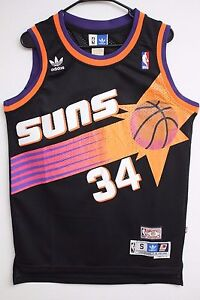 da40e1b3 Image is loading Phoenix-Suns-Charles-Barkley-Black-34-Throwback-Classic-