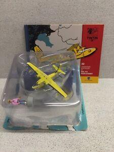 En-Avion-Tintin-l-039-hydravion-australien-de-vol-714-pour-sydney-N32-livret-coque