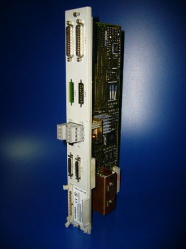 Siemens Simodrive 611 6sn1118-0dm11-0aa0