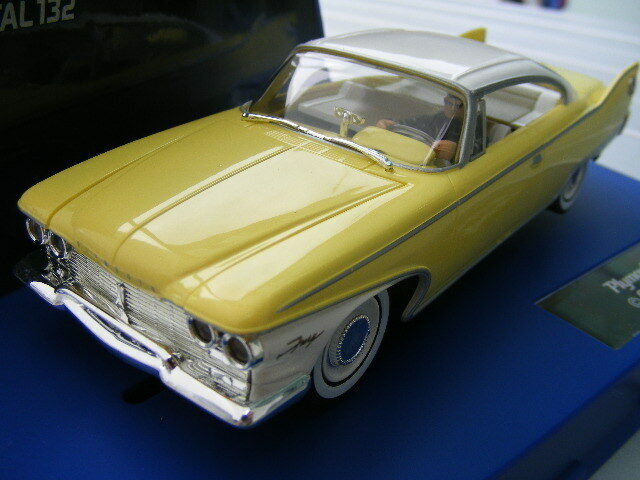 Carrera Digital 132 30491 Plymouth Fury Yellow USA