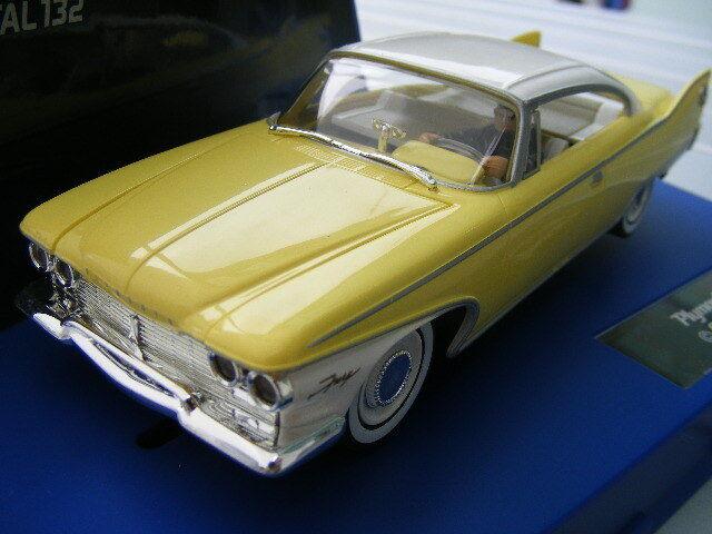 Carrera Digital 132 30491 Plymouth Fury GELB USA only
