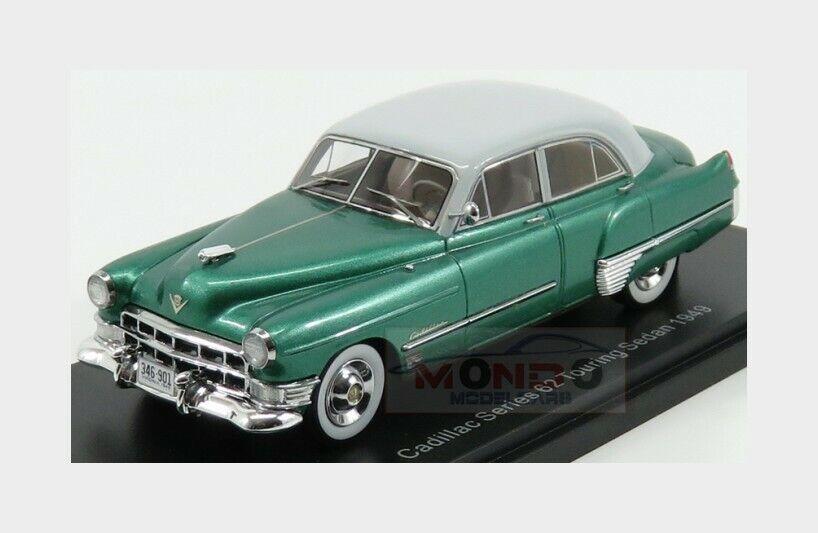 Cadillac Series 62 Touring Sedan 1949 Green Met Grey NEOSCALE 1 43 NEO46901 Mode