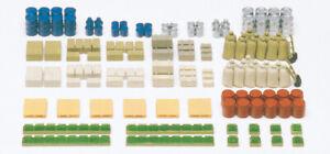 Preiser 79566 Spur N Figuren, Ladegut Bausatz #NEU in OVP#