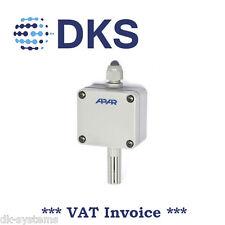 APAR AR250/U humidity sensor; Range:0...100% RH, 18-30VDC, Out : 0-10V 000011