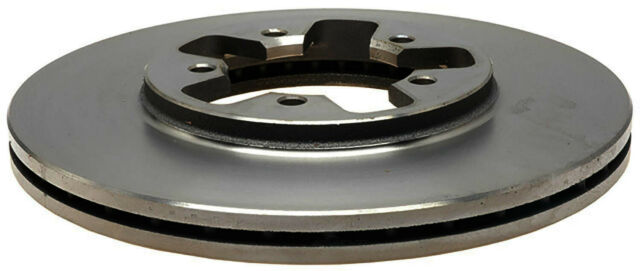 Disc Brake Rotor-Non-Coated Front ACDelco Advantage 18A373A