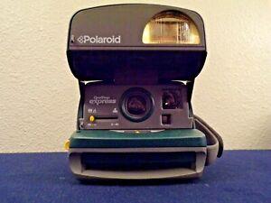 Polaroid-onestep-Express-camera