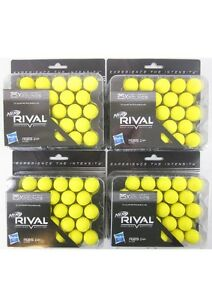 100x Foam Refill Ammo Balls For Nerf Rival Blasters Bullet Balls Round Toy Gift