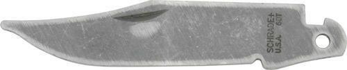 "Knifemaking BL686 Schrade 3.5/"" Replacement Folding Blade"