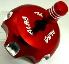 LTR 450 LTZ 400  DVX 400  Billet Gas Cap  Alba Racing  Red 407 T6 R