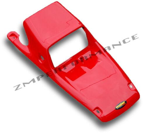 BRAND NEW HONDA TRX250R *FIGHTING RED* STOCK STYLE HEADLIGHT HOOD TRX 250R