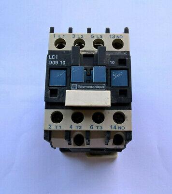 Telemecanique LC1 D09 10 Spulenspannung 24V