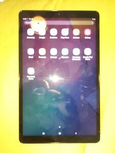"""Samsung Galaxy Tab A 10.1"""" 16GB Black Wi-Fi SM-T510 near mint"""