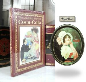 COCA-COLA SPARKLING STORY OF-  - Easton Press - LARGER BOOK - SEALED
