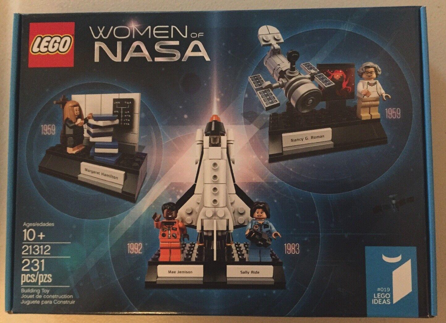 LEGO IDEAS Women of Nasa 21312 Building Kit Kit Kit (LEGO 21312) New, Unopened, Complete d0732b