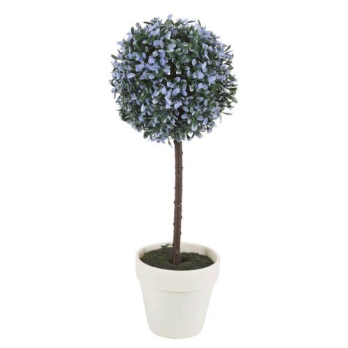Decorative Artificial Outdoor Ball Plant Tree Pot Colour Small Medium Large