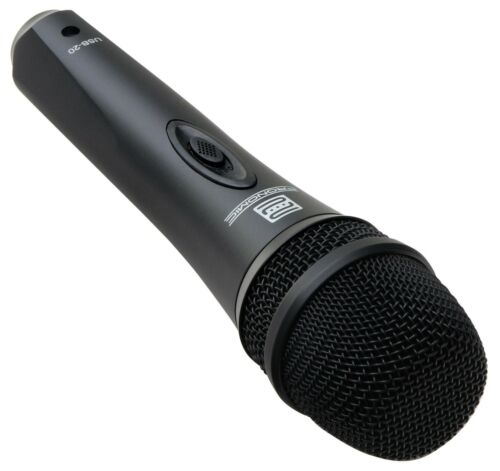 USB Mikrofon Vocal Mikro Dynamisch Sprache Gesang Home Recording Aufnahme Laptop