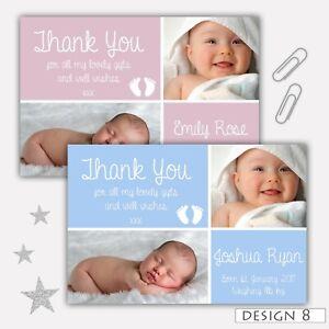 Cards Boy Birth Announcement