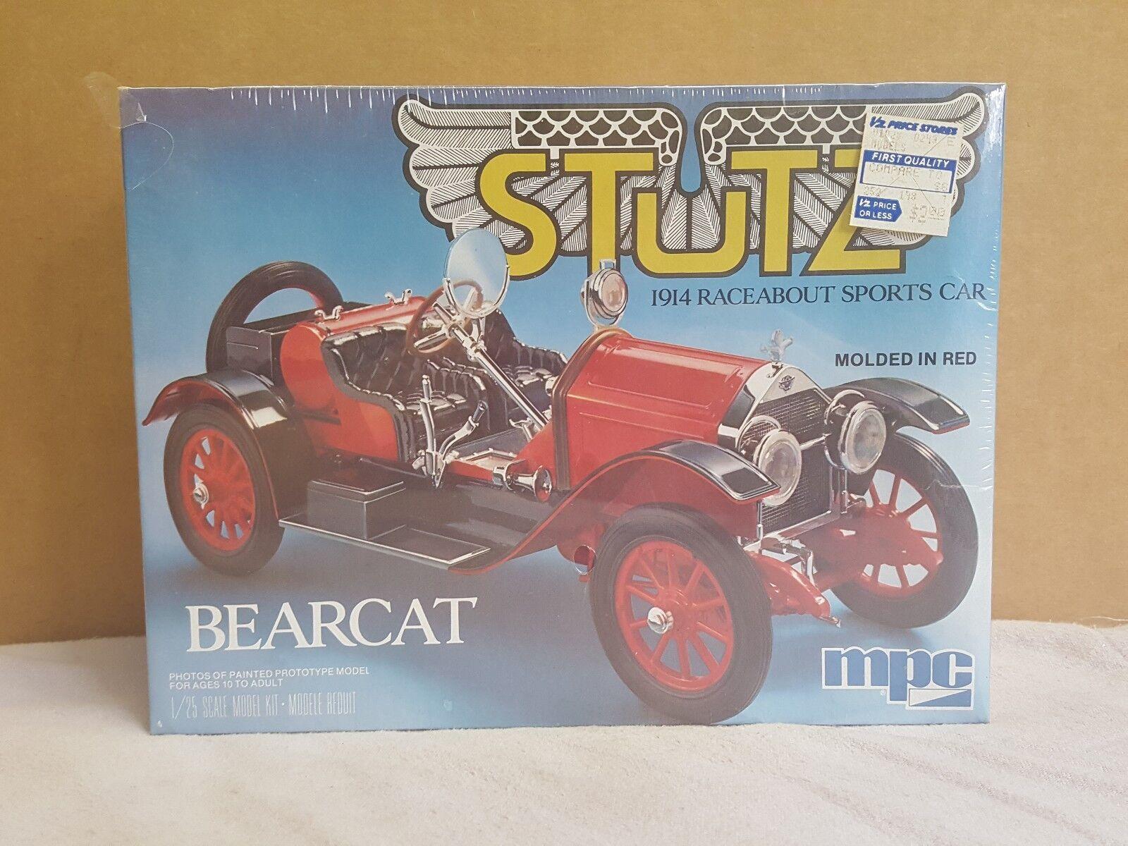 Antiguo vehículo de Cochereras MPC Stutz bearcat 1914 - 1 1 1 - 3151 63b