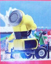 HO 1:87 Busch 1169 SNOW CANNONS for SKI SLOPE DIORAMA : MODEL DETAIL KIT