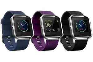 Fitbit-Blaze-Smart-Fitness-Watch-FB502-prune-noir-toutes-les-couleurs-sans-chargeur