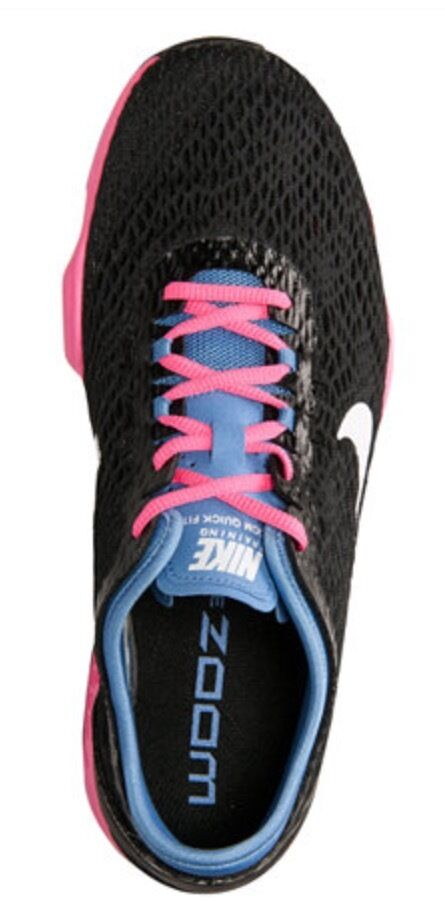 NIKE ZOOM FIT ATHLETIC SHOE WOMEN SIZE 8.5 8.5 8.5 696b03