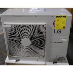 Details about LG LUU187HV/EWGBEUS 1-1/2 TON OUTDOOR MINI-SPLIT HEAT PUMP  UNIT w/INVERTER