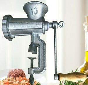 Heavy-Duty-Cast-Iron-Meat-Grinder-Mincer-Manual-Meat-Mincer-Machine