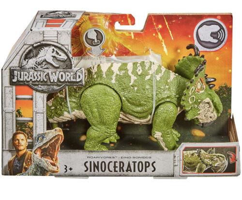 ROARivores SINOCERATOPS Jurassic World Mattel Jurassic Park