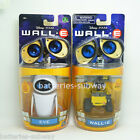 New in Box 2 pcs Disney Pixar Factory Wall-E and Eee-Vah EVE Mini Action Figures