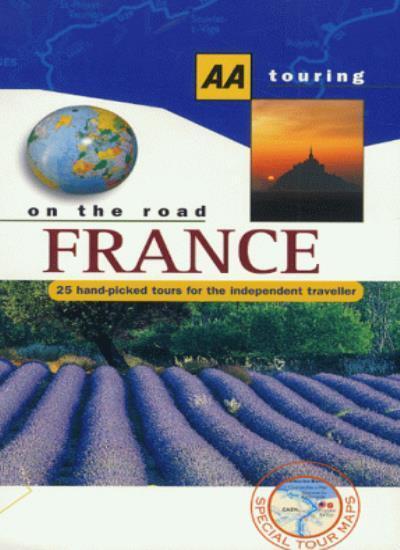 France (AA Best Drives),Penny Phenix
