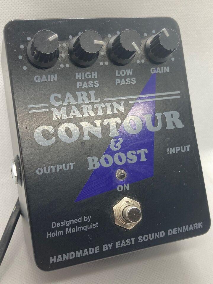 Boost, Carl Martin Contour & boost