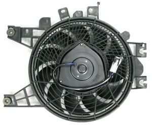 A//C Condenser Fan Assembly OMNIPARTS AUTOMOTIVE fits 2001 Toyota Sequoia