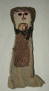 From-Peru-Andean-Mountains-Chancy-Doll-With-Pre-Columbian-Era-Clothing-Fragments