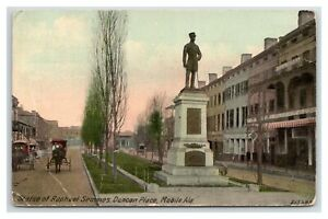 ALABAMA-MOBILE-ADMIRAL-RAPHAEL-SEMMES-MONUMENT-1913-TO-TAD-HOPKINS-McCOMB-OHIO