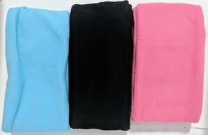 Battery-Operated-Heated-Fleece-Scarf-Soft-Warm-Heating-Neck-Unisex-60-in