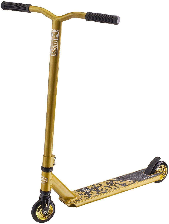 Fuzion X-3 Pro  Scooter (2018 oro)  varios tamaños