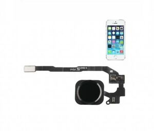 BOTON-HOME-COMPLETO-CABLE-FLEX-Y-EMBELLECEDOR-PARA-IPHONE-5S-Negro