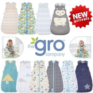 637e82ef3 New Designs Grobag Baby Sleeping Bag Boy Girl All Sizes Autumn ...