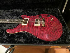 Prs Private Stock McCarty Brazilian Neck Black Cherry Killer Flame 2001 Unplayed
