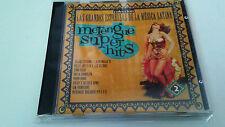 """CD """"MERENGUE SUPER HITS"""" CD 10 TRACKS COMO NUEVO LAS GRANDES ESTRELLAS DE LA 2"""