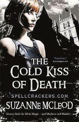 1 of 1 - SUZANNE McLEOD ___ THE COLD KISS OF DEATH ___BRAND NEW