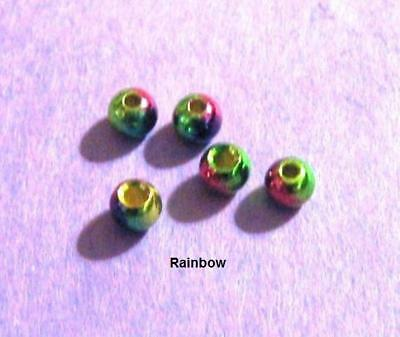25 fly tying brass beads/>BLACK-NICKEL/>25 beads/>6 sizes available/>COMBINE SHIP