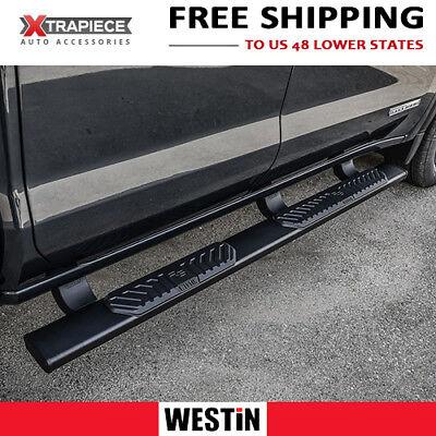 2019 Dodge RAM 1500 Crew Cab Westin R5 Side Steps Nerf ...
