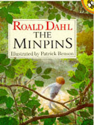 """AS NEW"" Dahl, Roald,Benson, Patrick, The Minpins (Picture Puffin) Book"