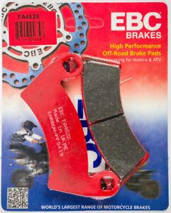EBC-X-Front-Brake-Pads-for-Polaris-14-16-RZR-XP-1000-13-15-Ranger-XP-900-FA452X