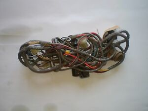 ford cortina tc wiring harness genuine n o s mk3 image is loading ford cortina tc wiring harness genuine n o s mk3