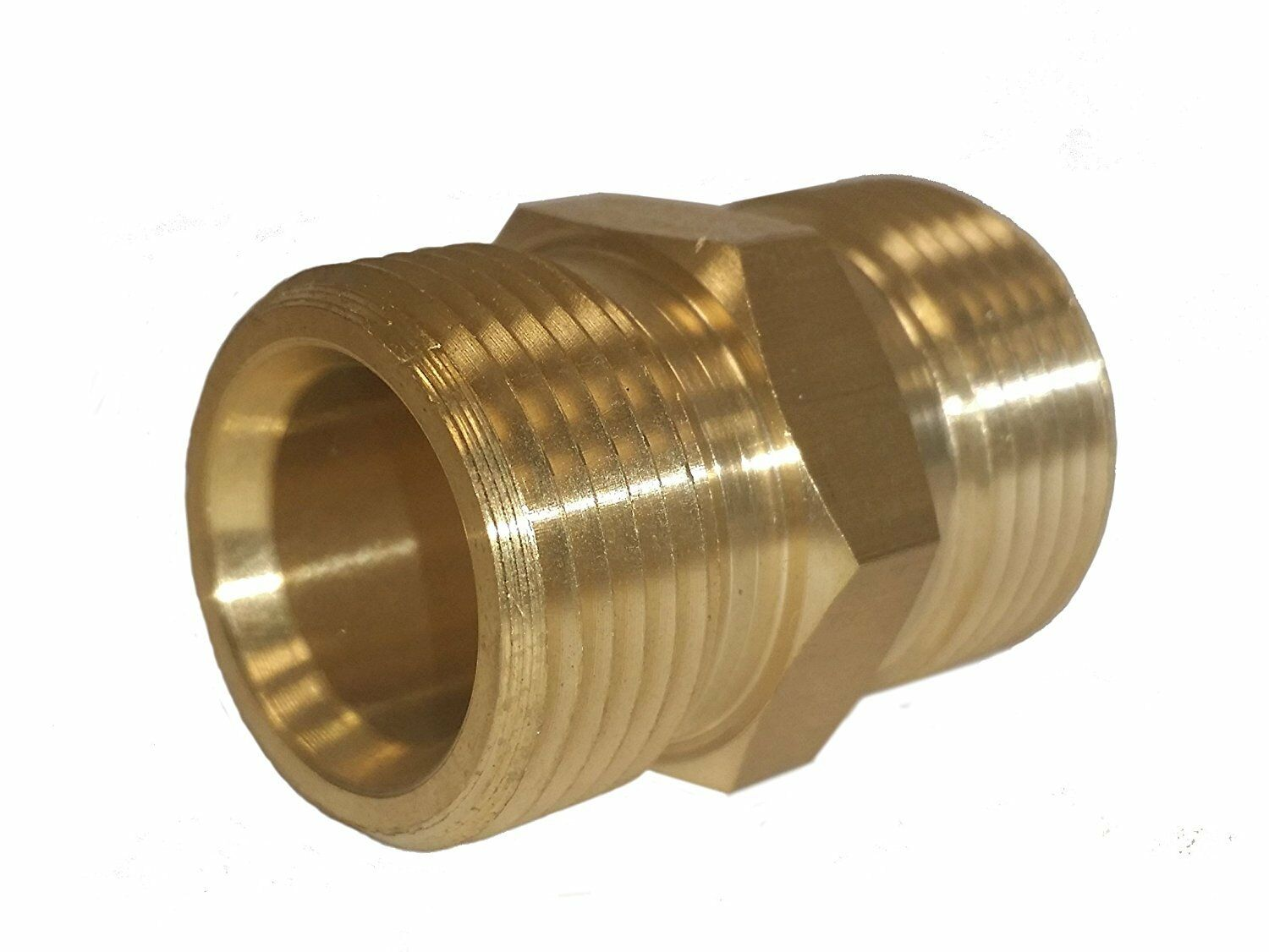 Pressure Power Washer M22 X M22 14 Mm Metric Hose Joiner Coupler ...