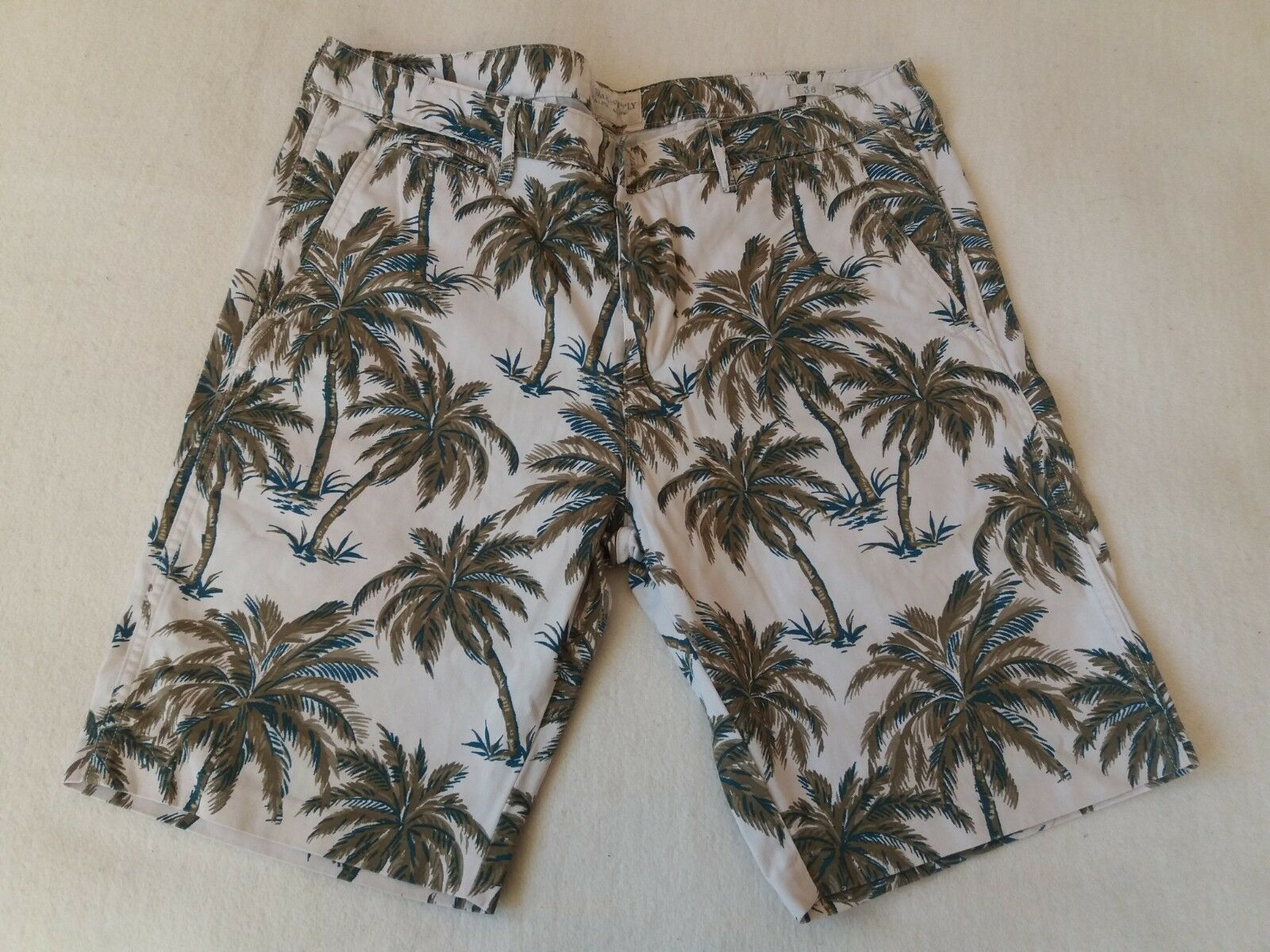 Men's Denim & Supply Ralph Lauren Shorts UK Size 36 Good Condition